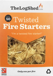 Twisted Fire Starters